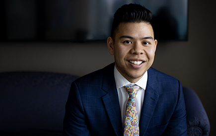Image: Darren Nguyen, Business Law Lawyer